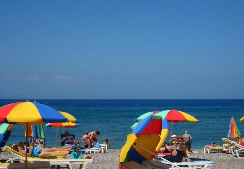 Пляжи Афин
