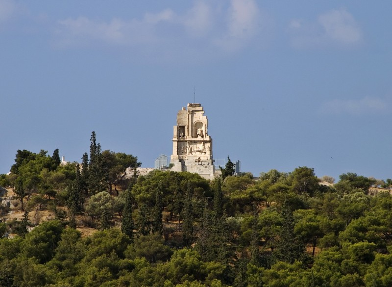 Памятник Гаю Юлию Антиоху Филоппапу