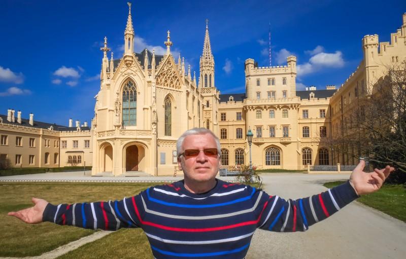 Индивидуальный гид в Вене Шадрин Андрей