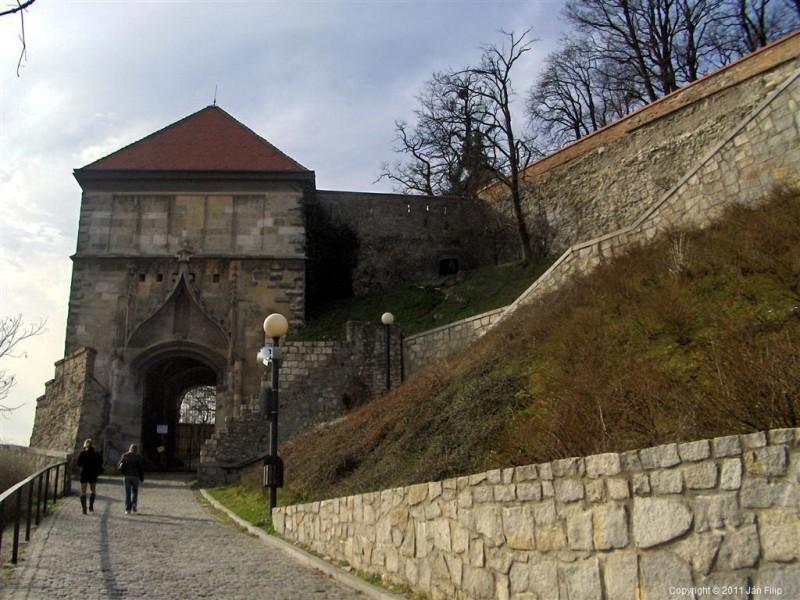 Зигмунтовские ворота
