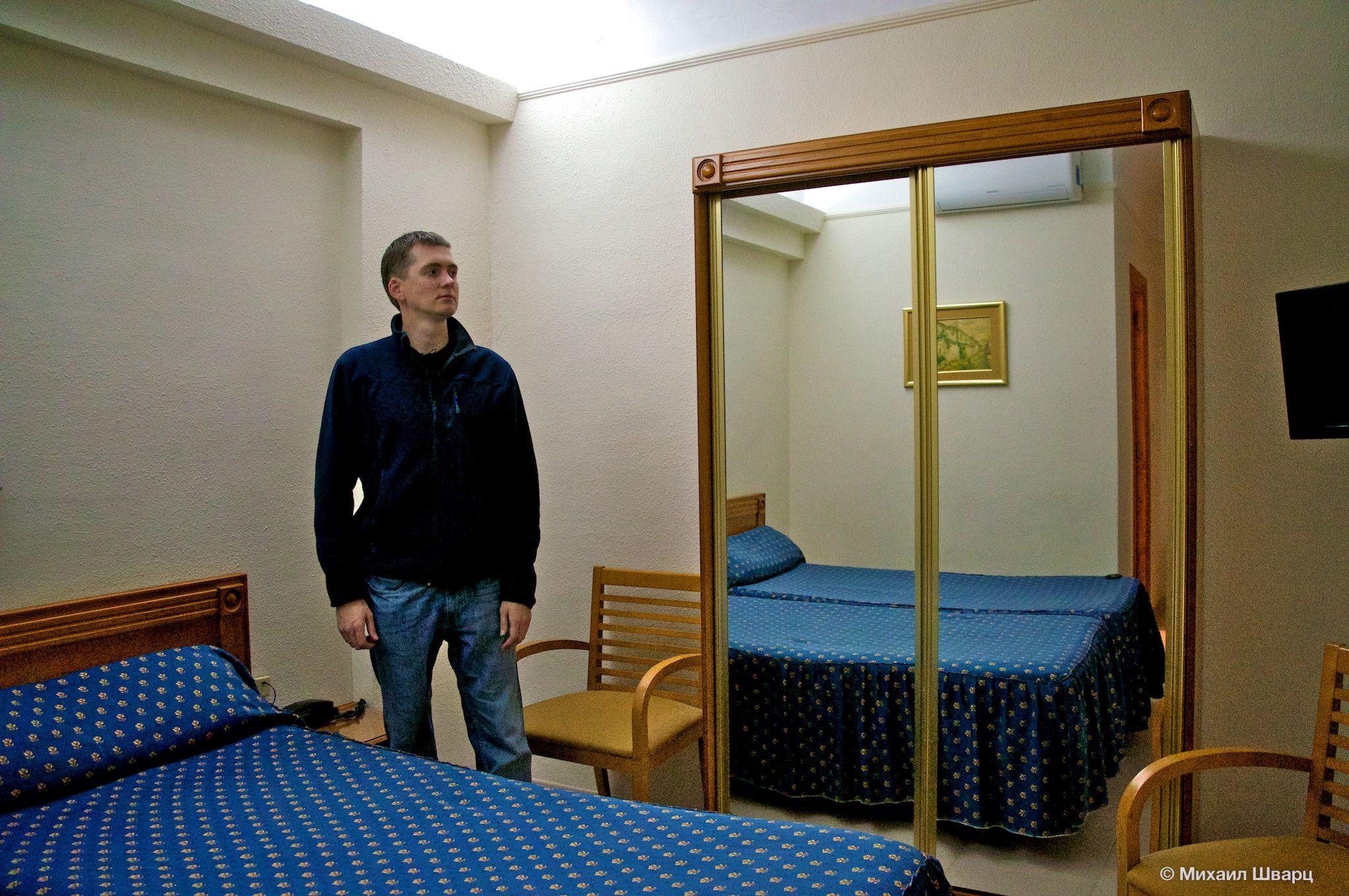 Наши жилища: Дешевый отель в Аликанте за €31