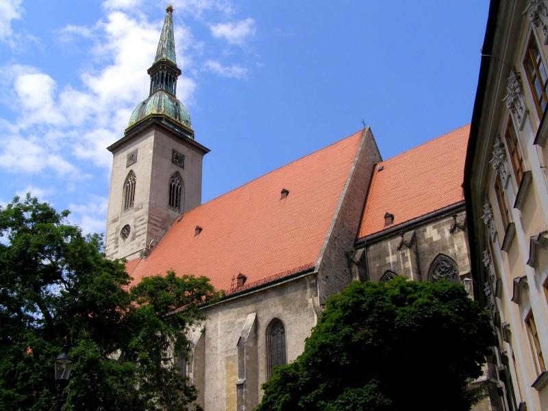 Кафедральный собор Святого Мартина