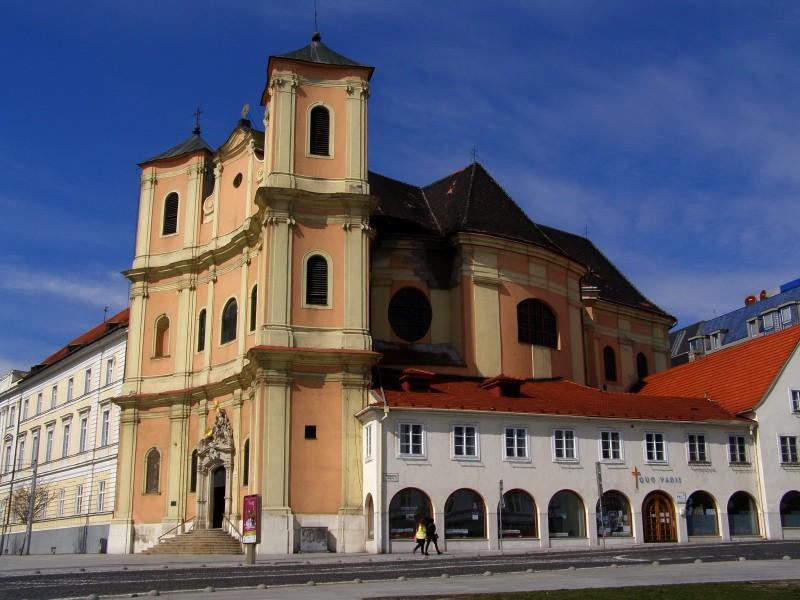 Костел св. Троицы