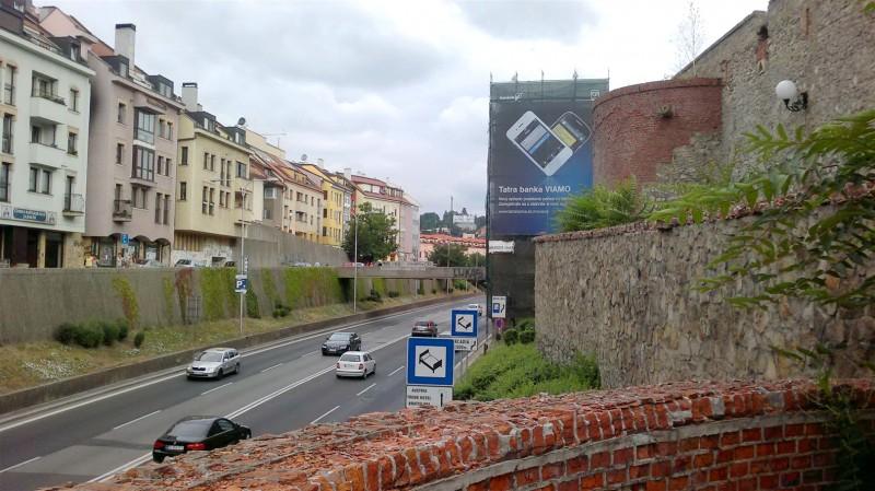 Средневековые городские стены