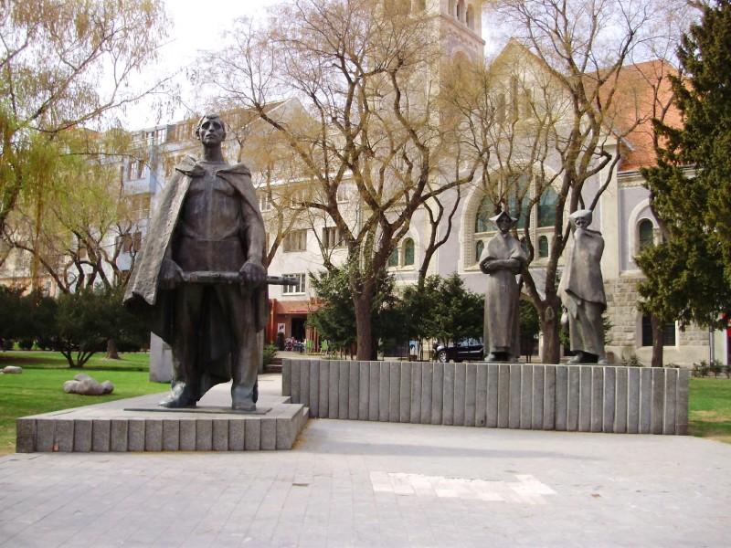 Монумент участникам словацкого национального восстания