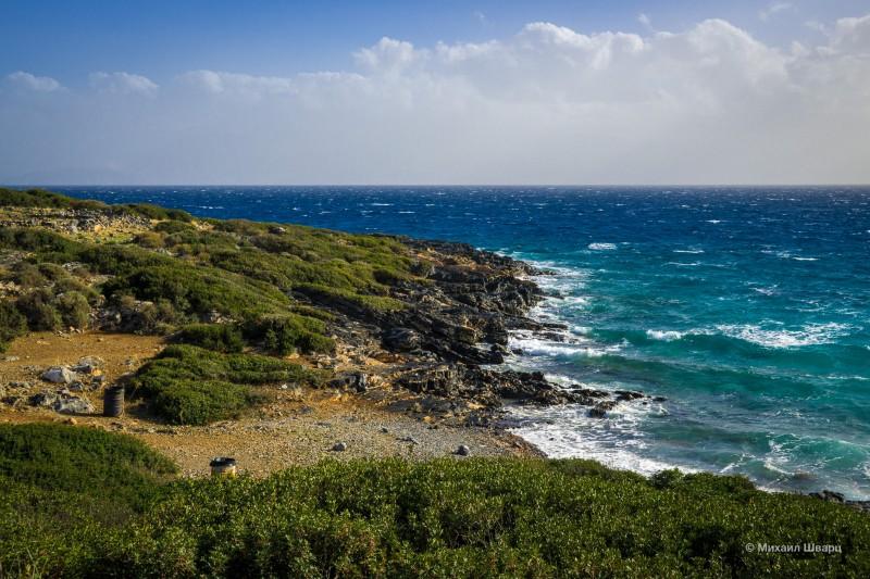 Красивый остров Калидон