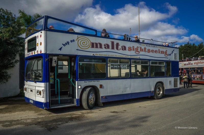Наш убогий экскурсионный автобус