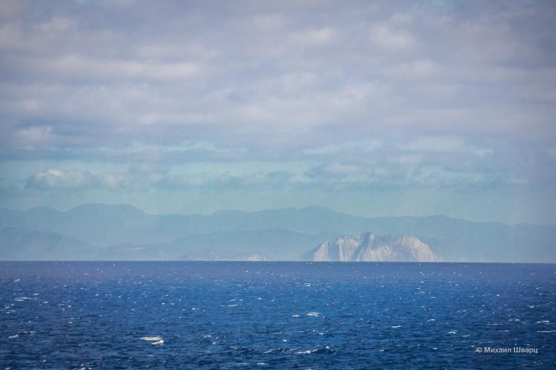 Сардиния на горизонте