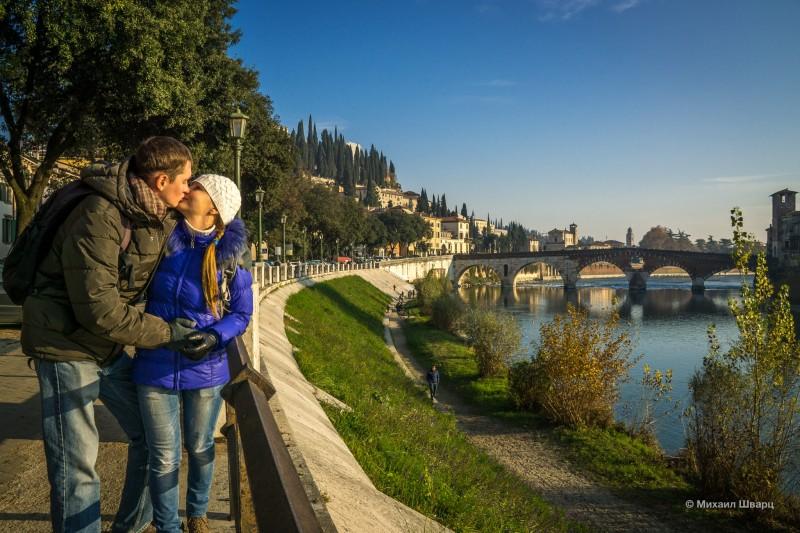 В городе романтиков