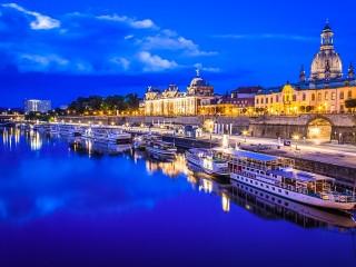 Как добраться из Вены в  Дрезден