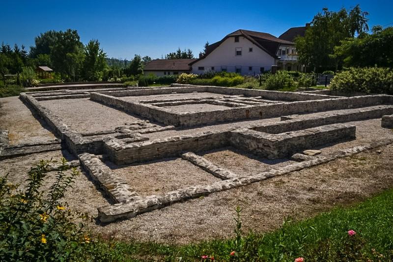 Древнеримский археологический парк