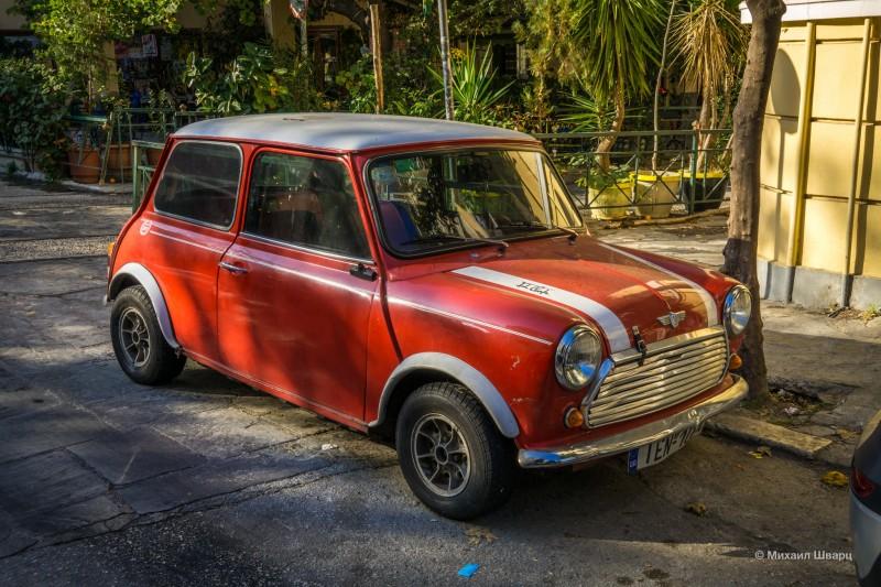 Старенький Mini
