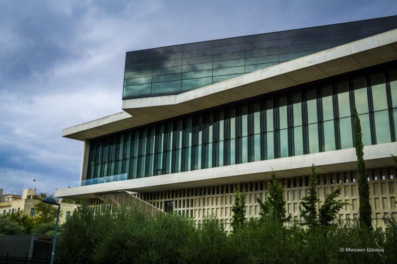 Модное здание