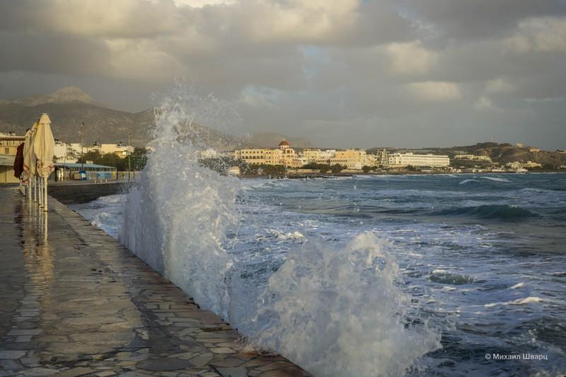Крит – остров, воспетый в греческих мифах