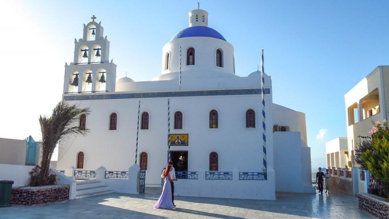Церковь Айиу Мина