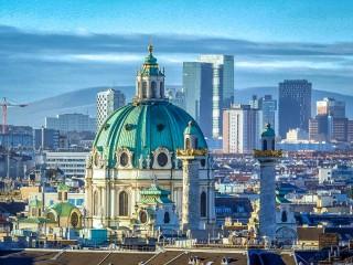Подборка 4* отелей в Вене