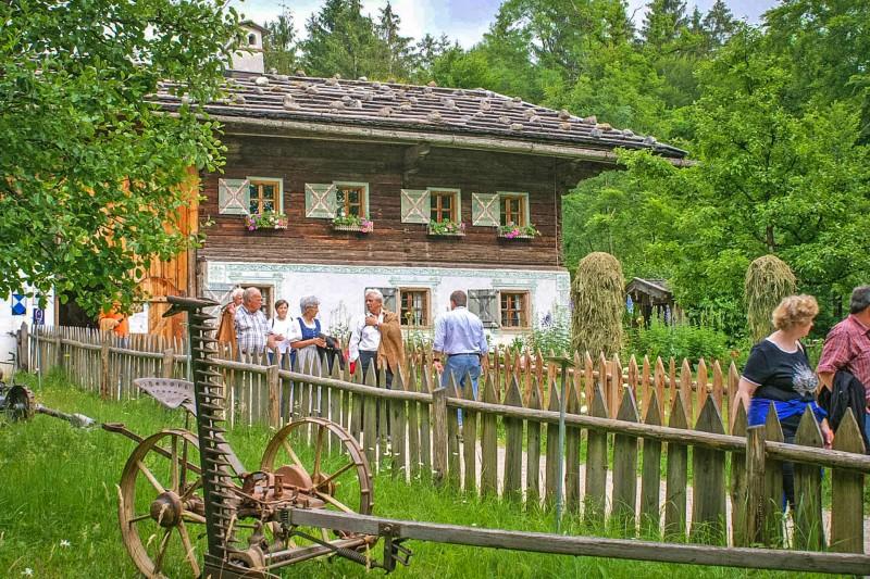 Этнографический музей в Штюбинге
