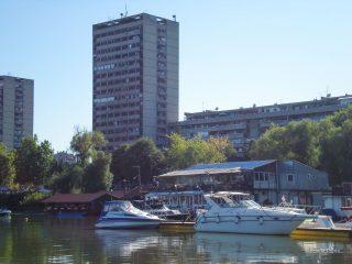 Чудесные оазисы Белграда