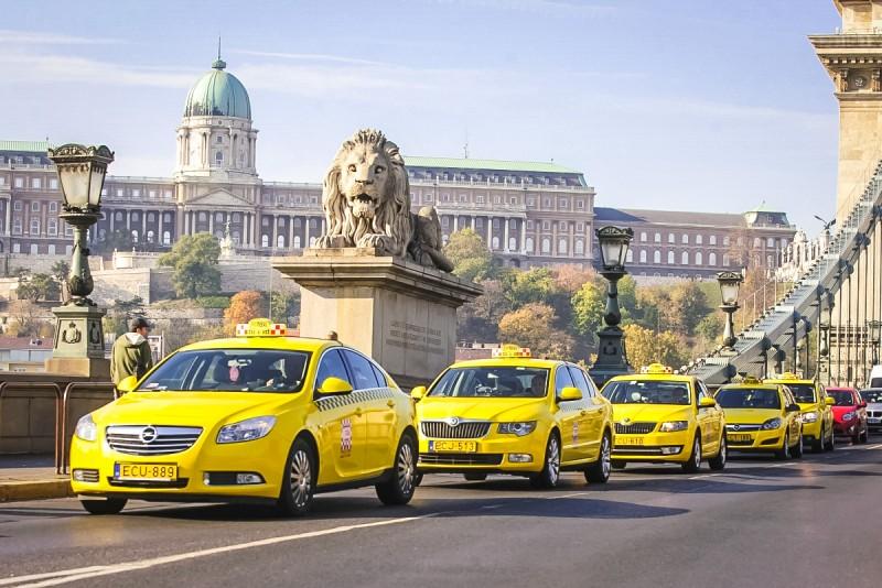 Будапештское такси