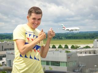 Допрос в Мюнхенском аэропорту, чем заняться между рейсами?