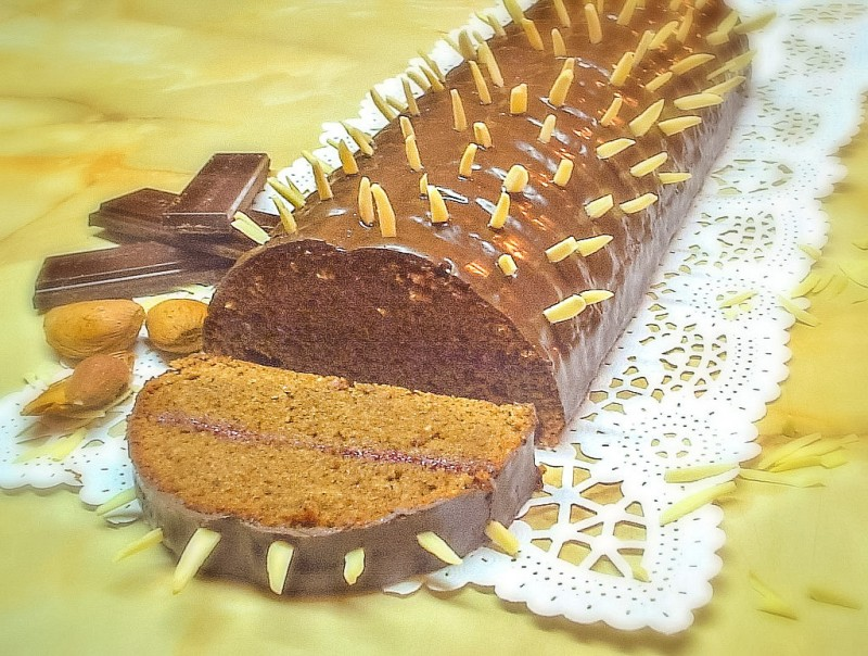 Торт Седло косули