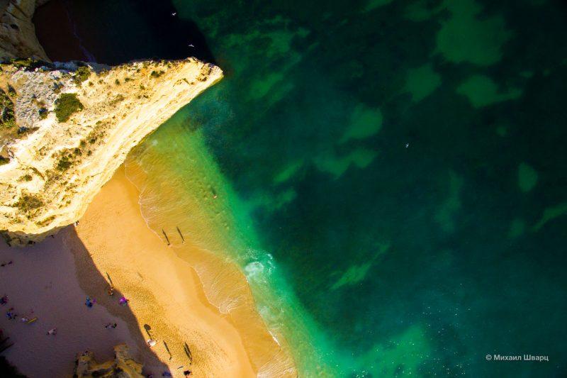 Португалия день 2. Пляжи Алгарви