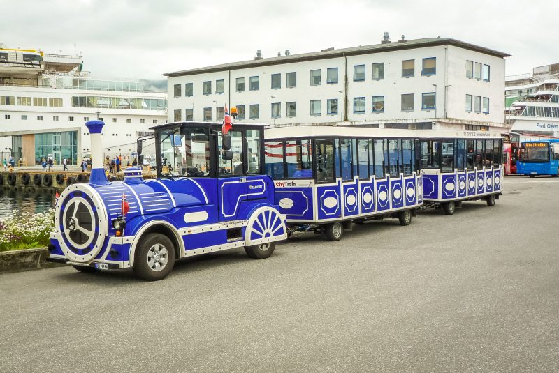 Городской экскурсионный трамвай