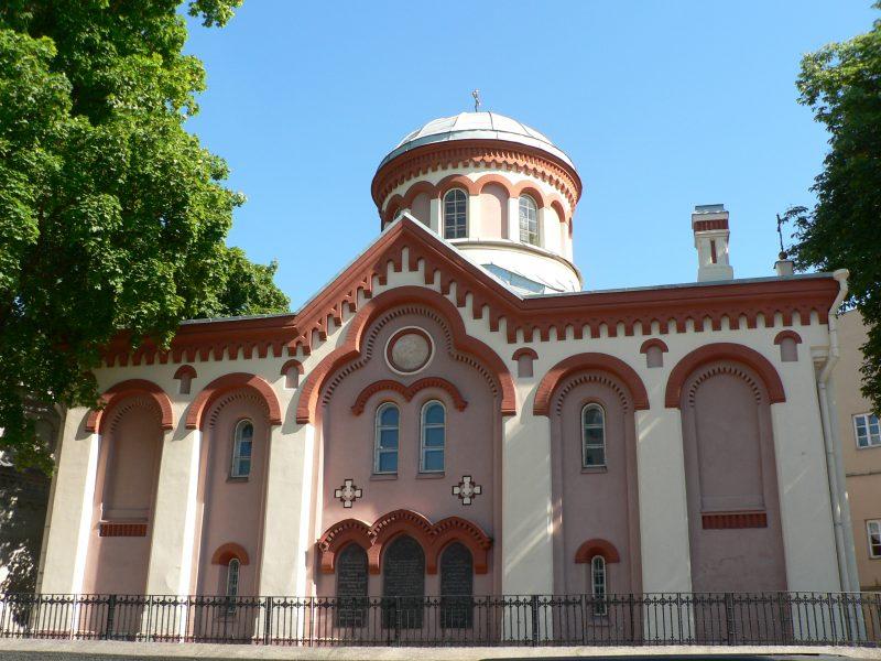 Храм во имя святой мученицы Параскевы Пятницы