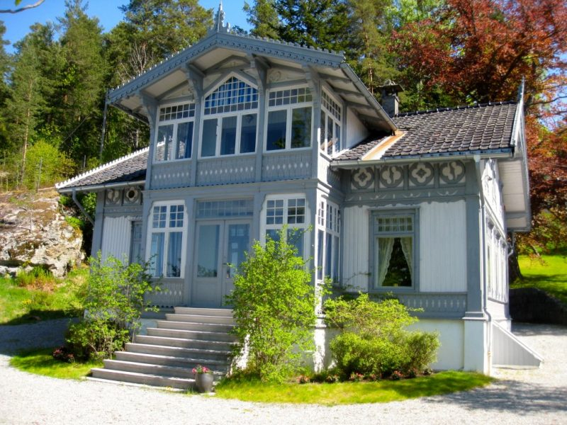 Дом-музей Р. Амундсена