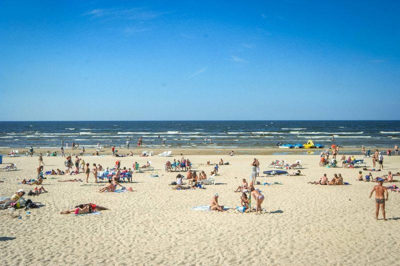 Рижские пляжи