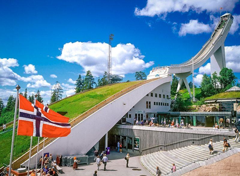 Лыжный комплекс Холменколлен