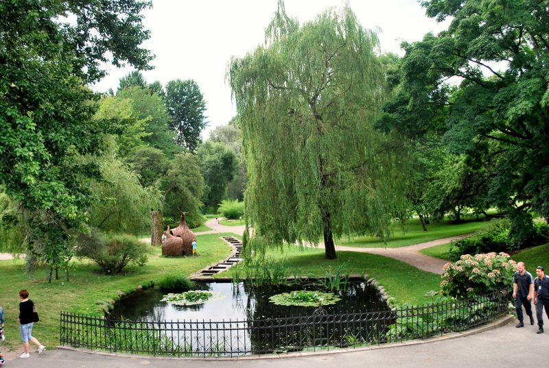 Ботанические сады