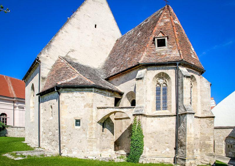 Романская церковь XI века, комлекс Фишеркирхен