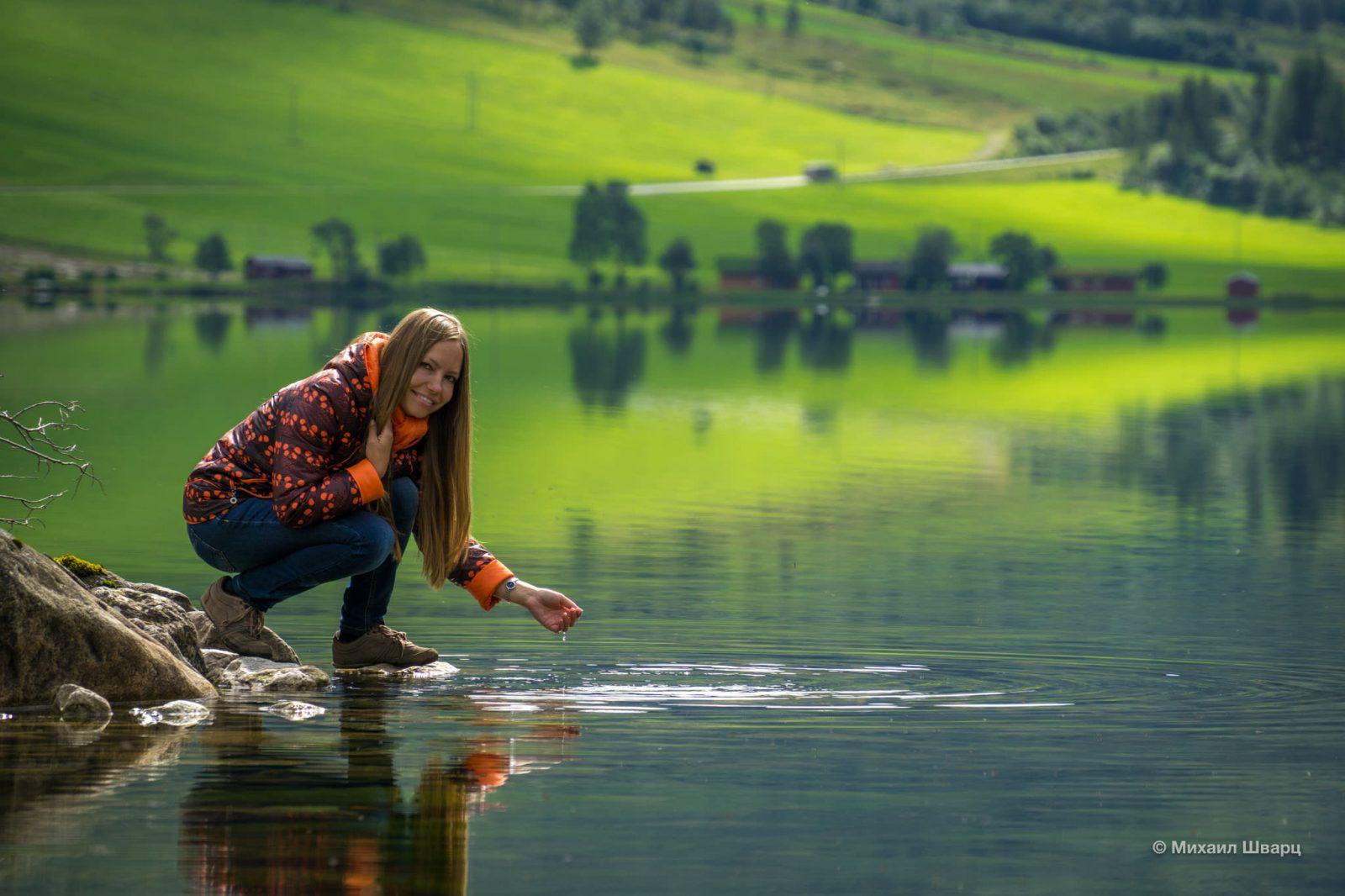 Чистейшие горные озера