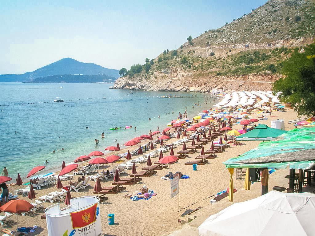 Картинки по запросу черногория пляж