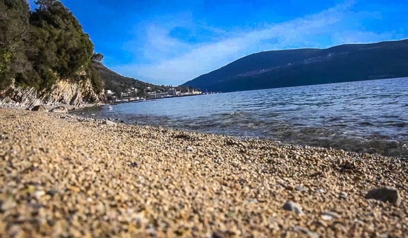 Пляж Моринь