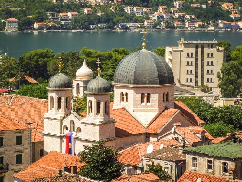 Православный храм Св. Николы