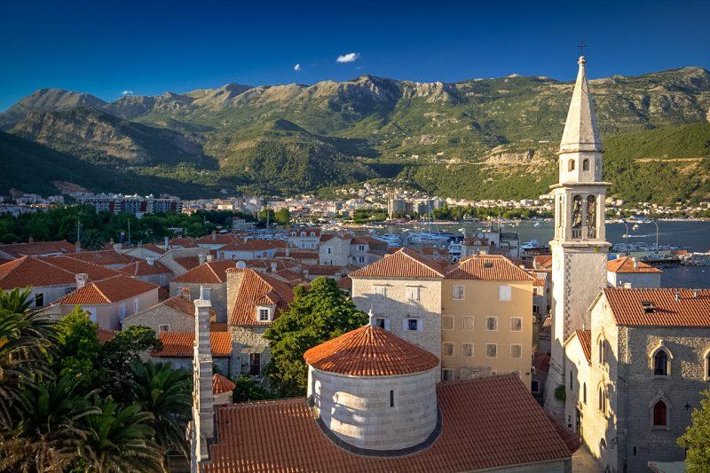 Будва – туристическая столица Черногории