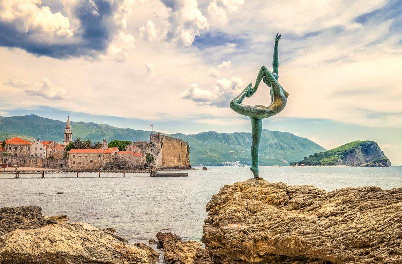 Cтатуя Балерины