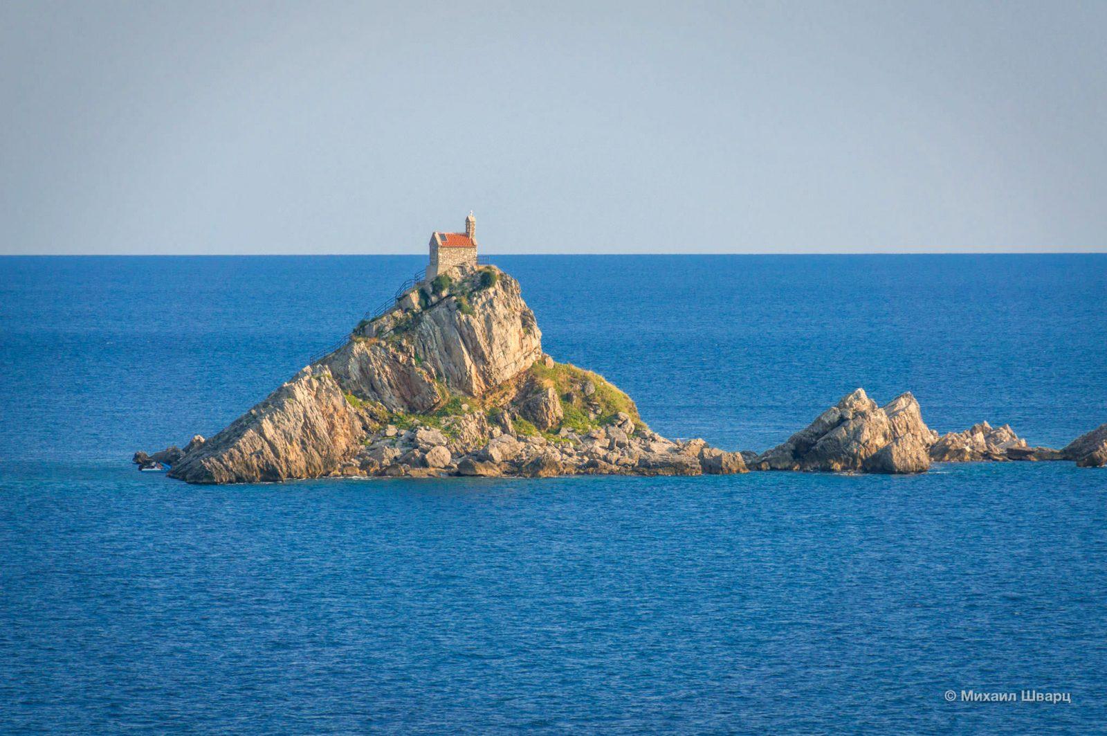 Остров Святой Недели