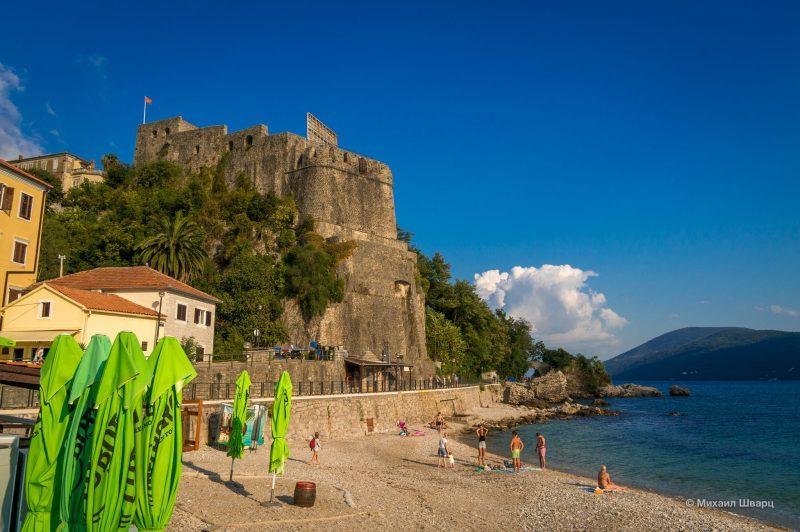 Морская крепость