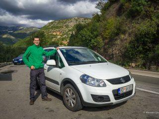 Аренда авто в Черногории – мой отзыв