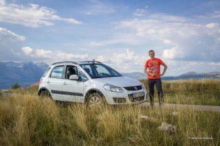 Как мы арендовали авто в Черногории