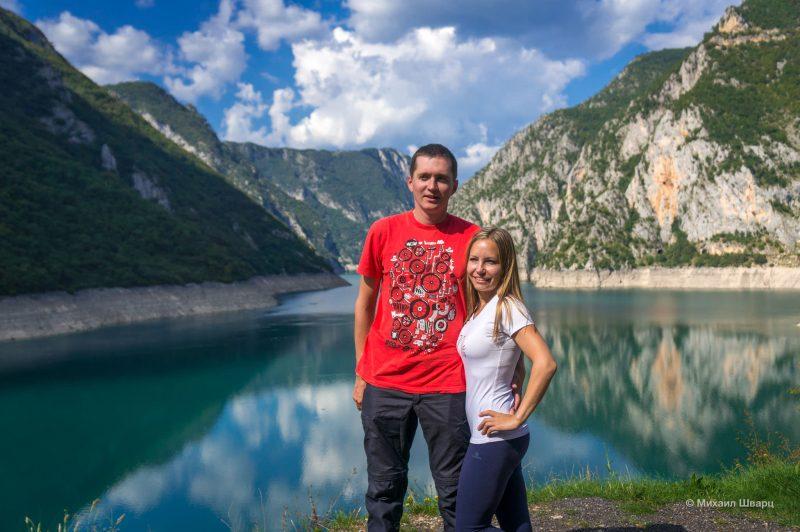 Зеркальное Пивское озеро
