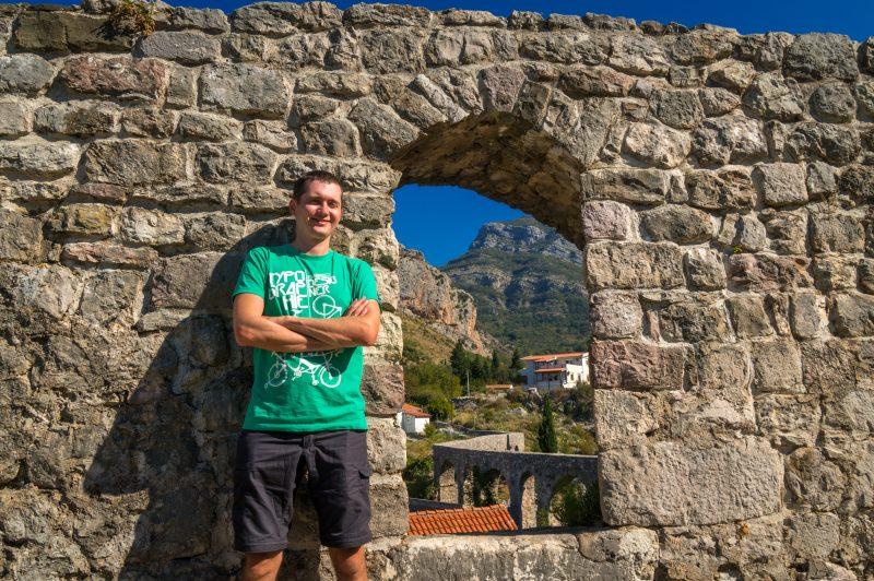 Стены старого Бара