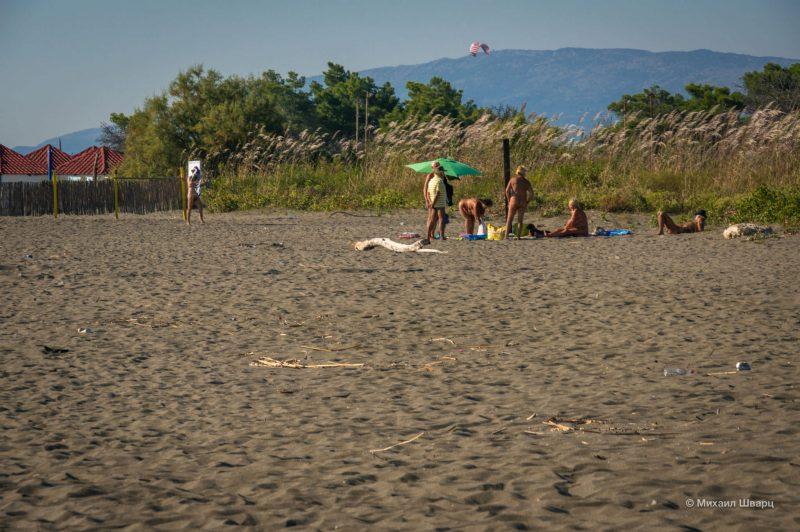 Нудистский пляж Ада Бояна