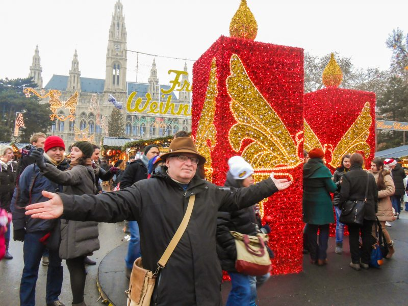 Прогулки по Вене с русским венцем