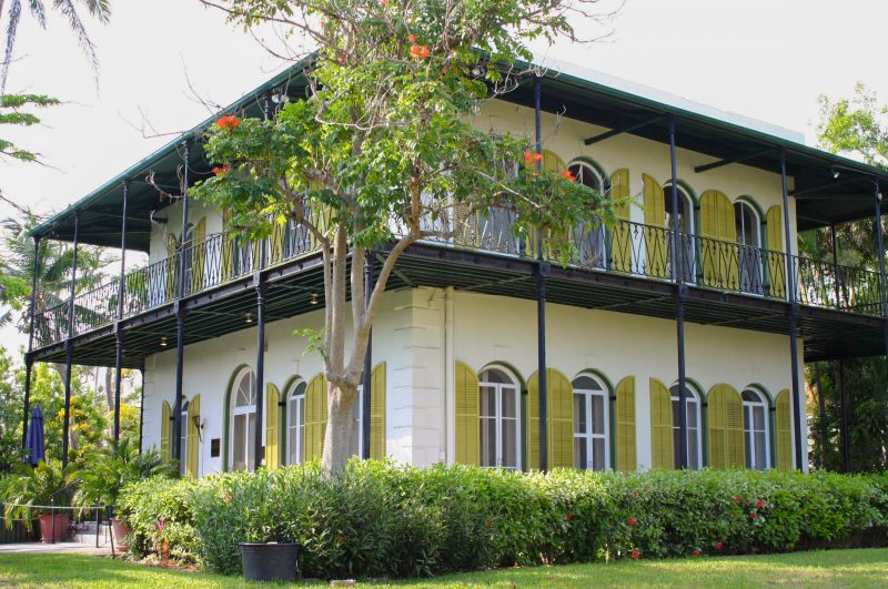 Дом Эрнеста Хемингуэя (Ernest Hemingway House)