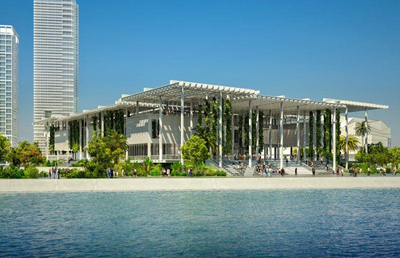 Музей искусств Перес (Pérez Art Museum Miami)