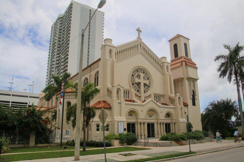 Епископский собор Святой Троицы (Trinity Episcopal Cathedral)